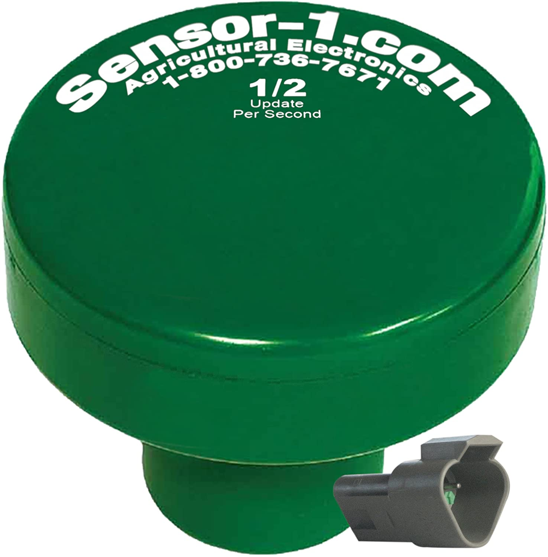 Sensor-1 A-DS-GPSM-TJ1/2-GRN-24, Green