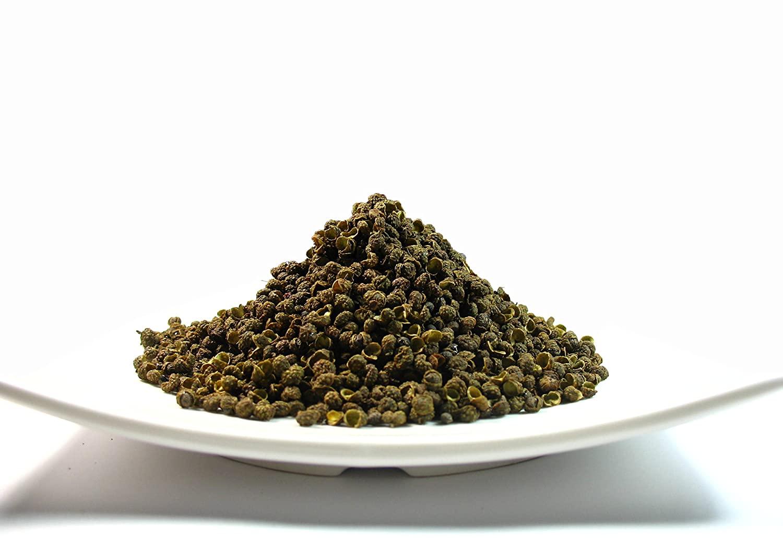 Szechuan Peppercorns Dried Green Peppercorn Blend Pungent and Spicy Dressings or Seasoning 3.50 OZ