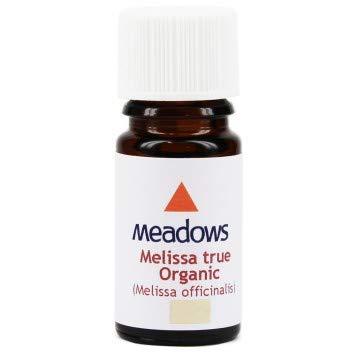 Meadows Organic Melissa True Essential Oil (25ml)