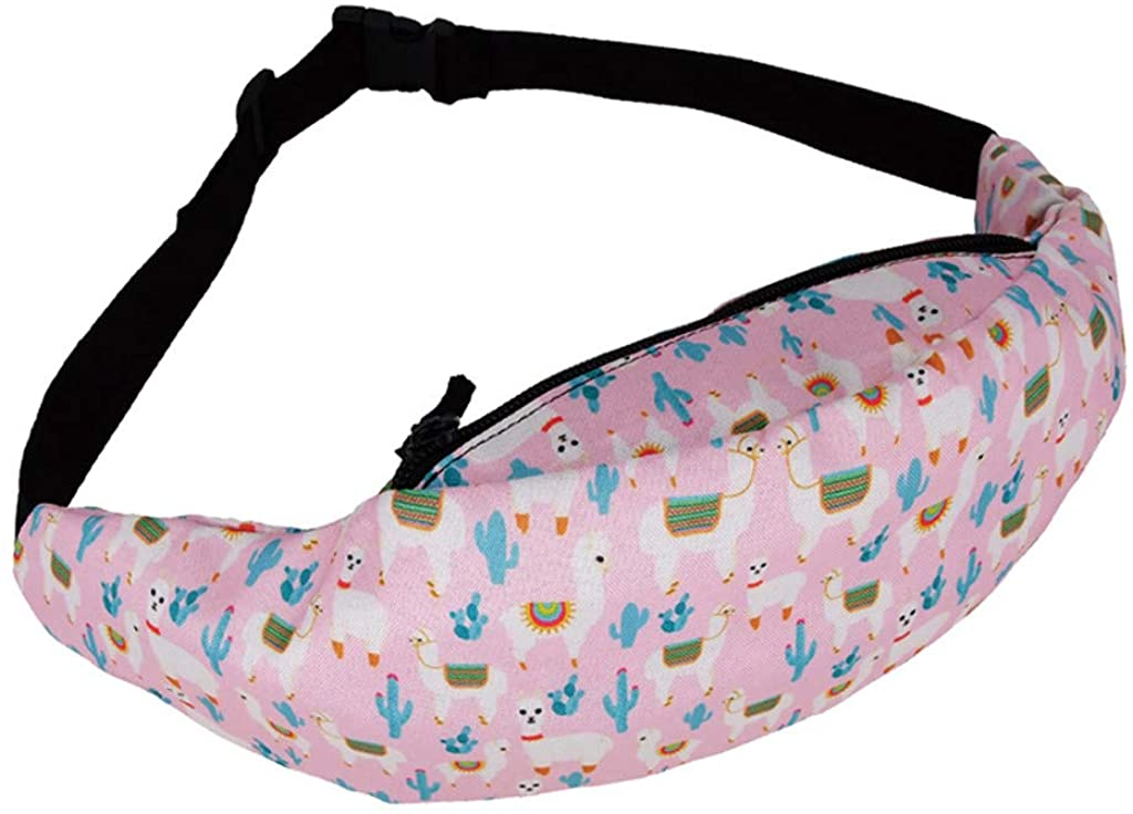 Centory Sports Hiking Running Belt Waist Bag,Fashion Travel Fanny Bag Super Lightweight for Travel Waist Pack