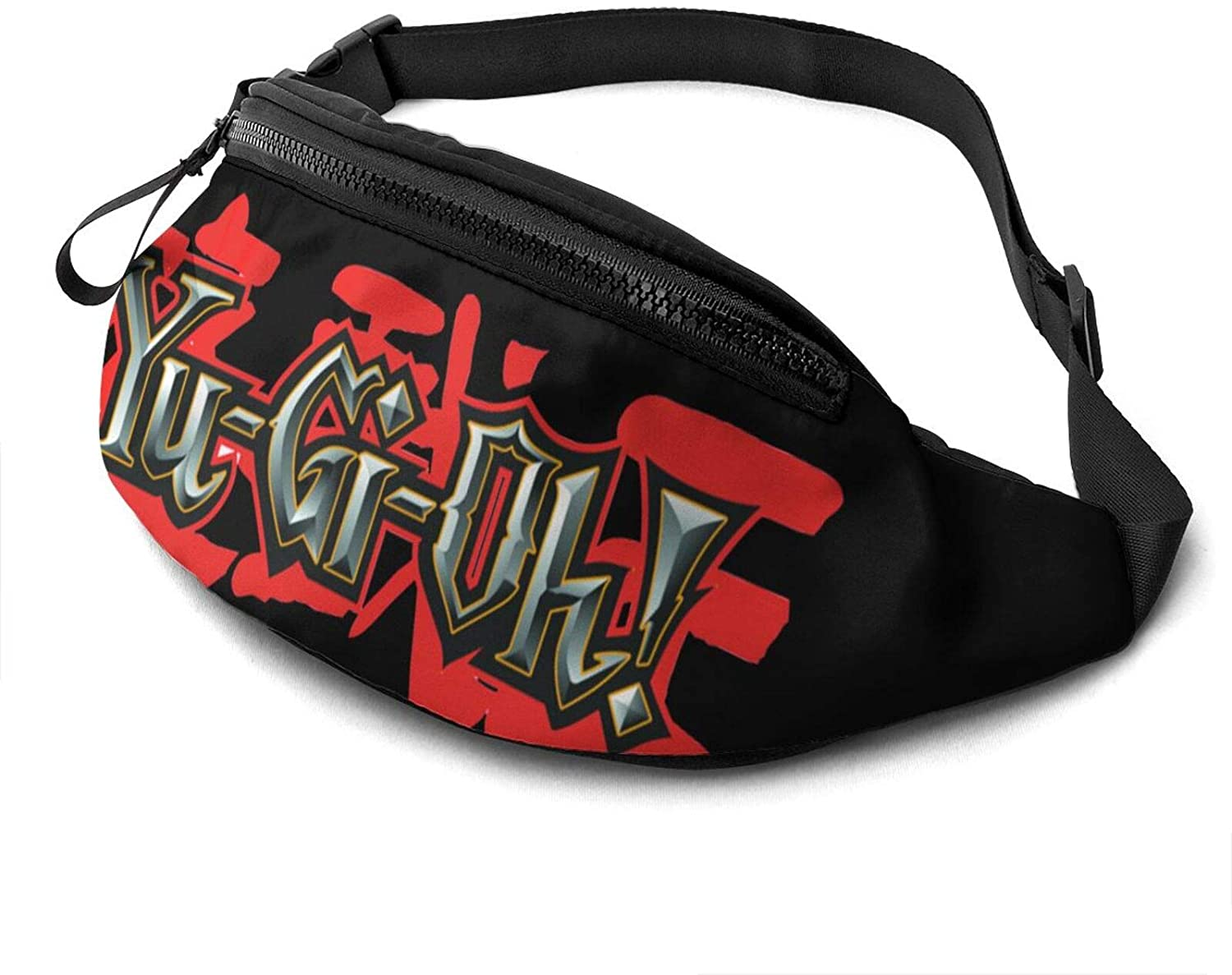 ATSH Yu-Gi-Oh Fanny Pack Running Waist Pack Bag Casual Super Lightweight Fanny Pack for Unisex