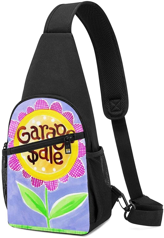 Sling Bag Backpack Garage Sale Cross Body Bags For Women Travel Hiking Chest Bag Daypack Unisex Shoulder Bag Travel Multipurpose Pouch