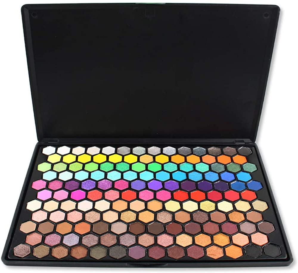 JSPOYOU 149 Colors Eye Shadow Makeup Cosmetic Shimmer Matte EyeshadowPalette
