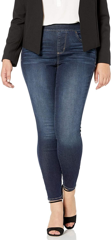 Jag Jeans Women's Plus Size Maya Skinny Pull on Jean