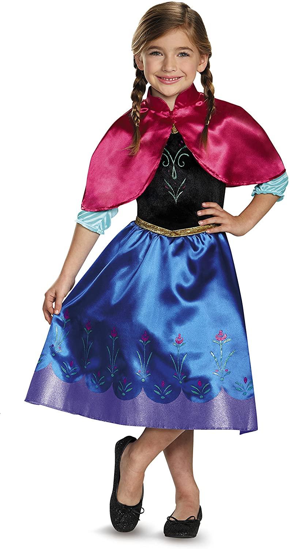 Anna Classic Costume, X-Small (3T-4T)