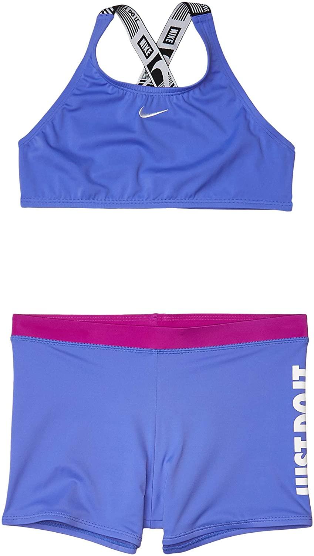 Nike JDI Crossback Sport Bikini Set Girls