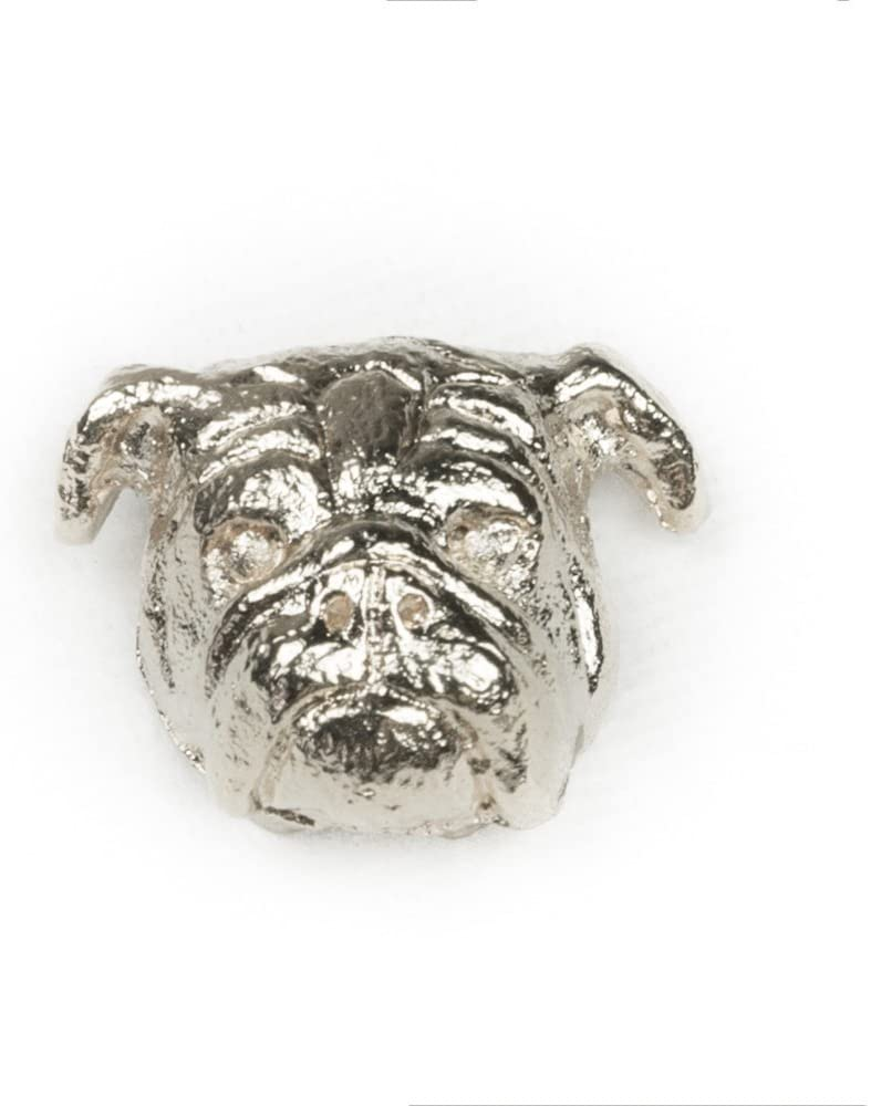 Bulldog Made in U.K Artistic Style Dog Clutch Lapel Pin Collection