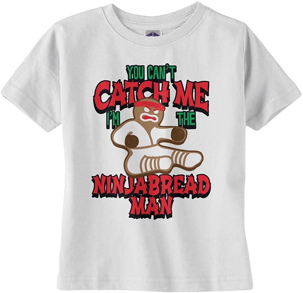 Threadrock Baby Boys' I'm The Ninjabread Man Infant T-Shirt