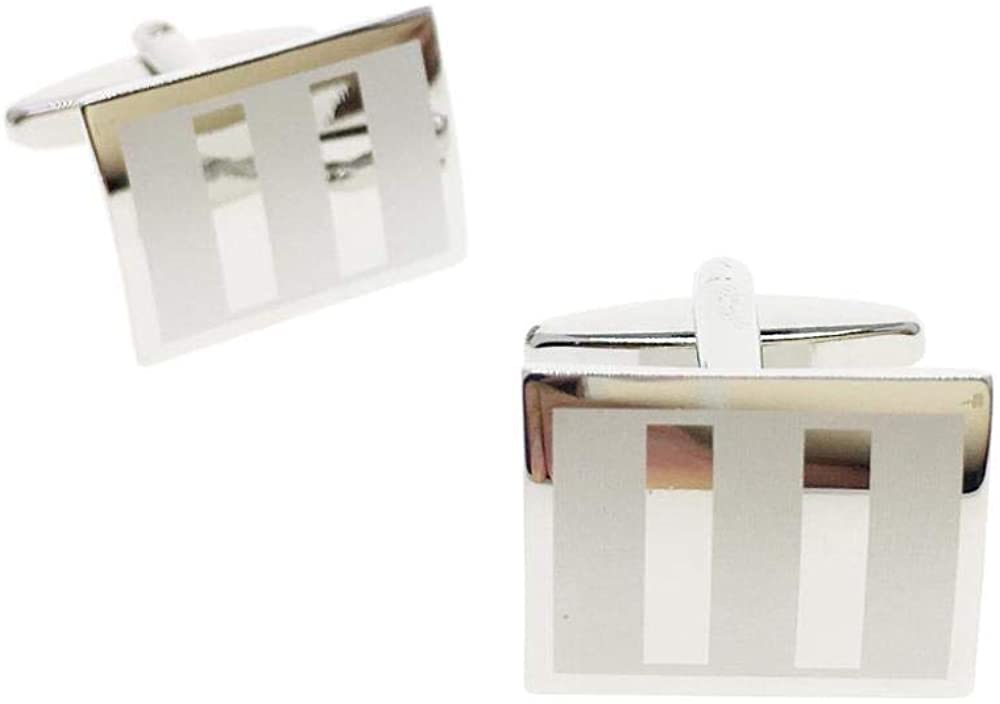 Cuff-Arts Cufflinks for Men Classic Cufflinks Gift for Men with a Box
