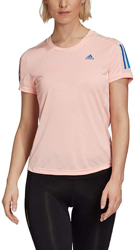 adidas Own The Run Women's T-Shirt - AW20 - X Small - Multicolour