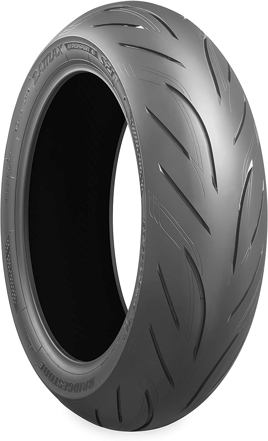 Bridgestone Battlax Hypersport S-21 Rear Motorcycle Tires - 190/55ZR-17 5487