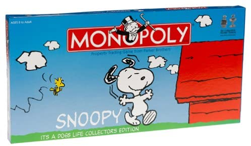 Snoopy Monopoly