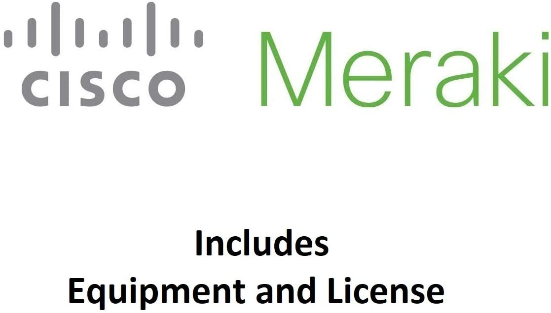 Meraki | MS210-48FP-HW | MS210-48FP-3YR | MS210-48FP 1G L2 Cld-Mngd 48x GigE 740W PoE Switch with MS210-48FP Enterprise License and Support, 3 Year