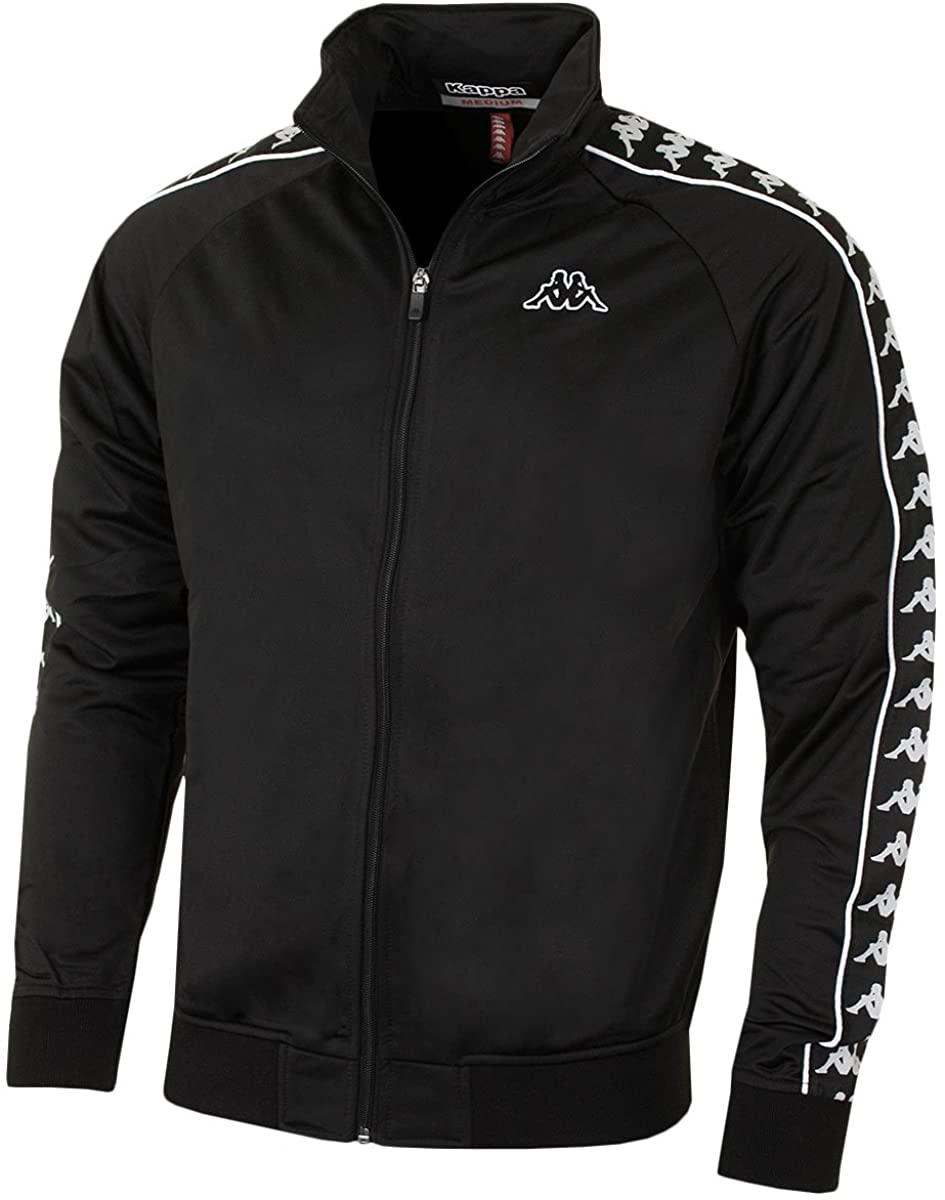 Kappa 223 Banda Anniston Jacket - Black/Black