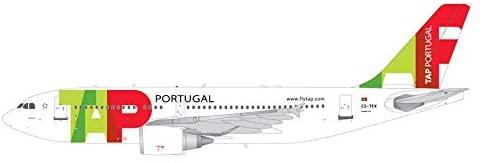 GeminiJets G2TAP890 1:200 TAP Portugal Airbus A310-300 Airplane Model