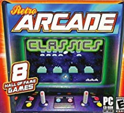 Retro Arcade Classics (Jewel Case) - PC