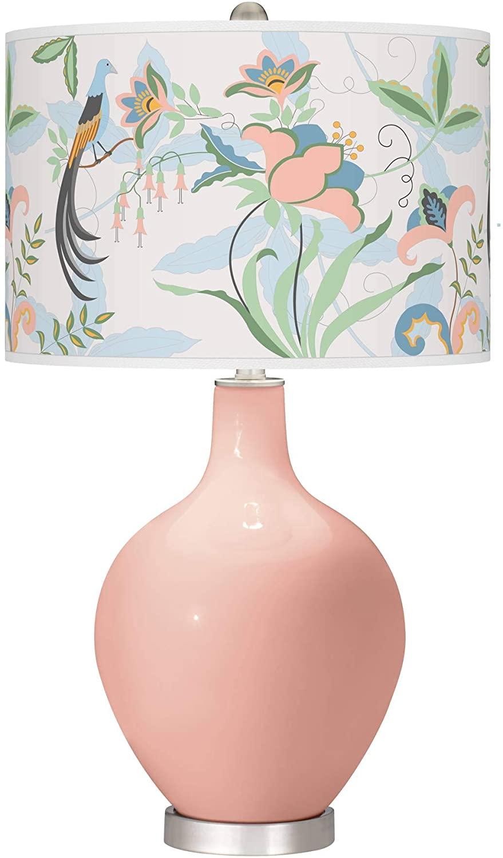 Rustique Sofia OVO Table Lamp - Color + Plus