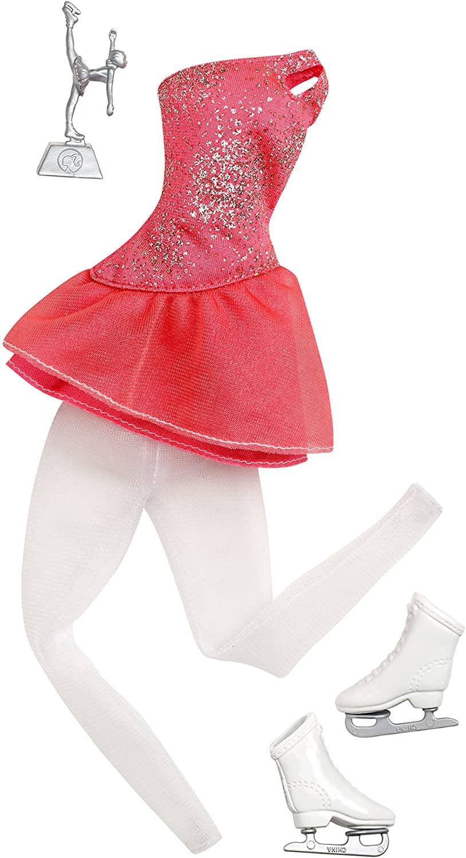 Barbie Fashion Dress - Ice Skater