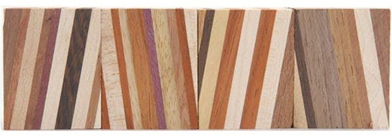 Laminated Hardwood Stopper Blanks (4)