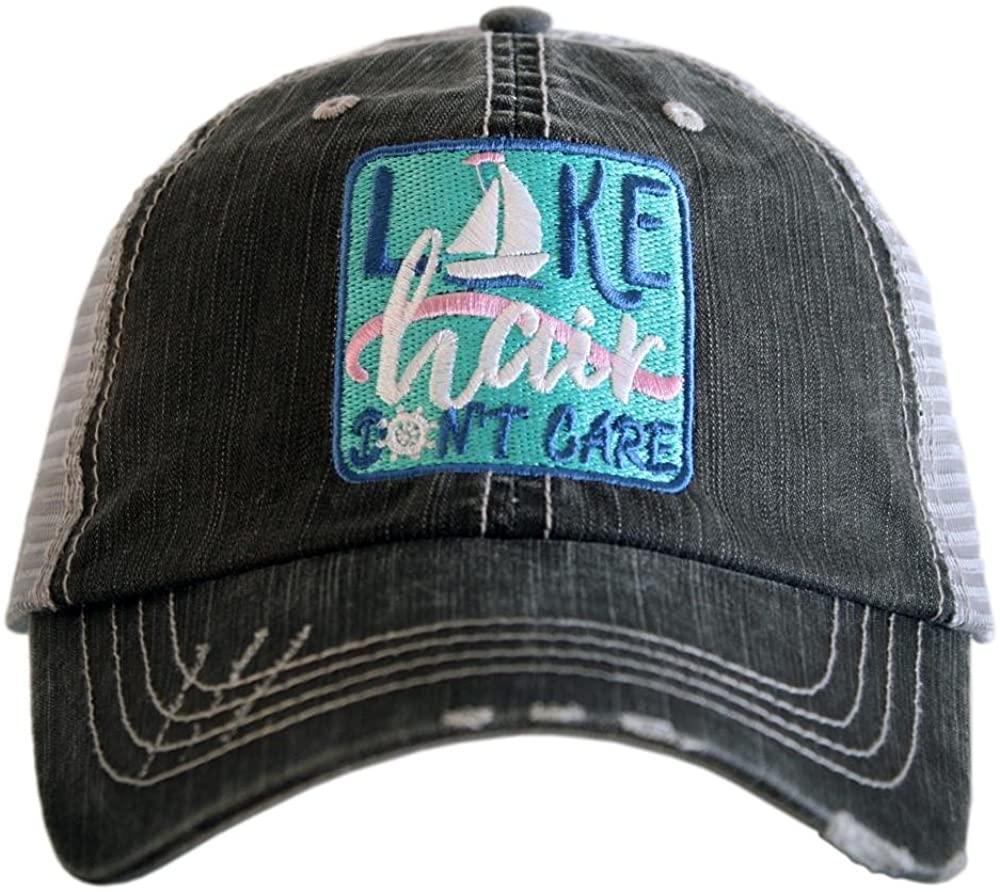 KATYDID Lake Hair Don't Care Baseball Cap