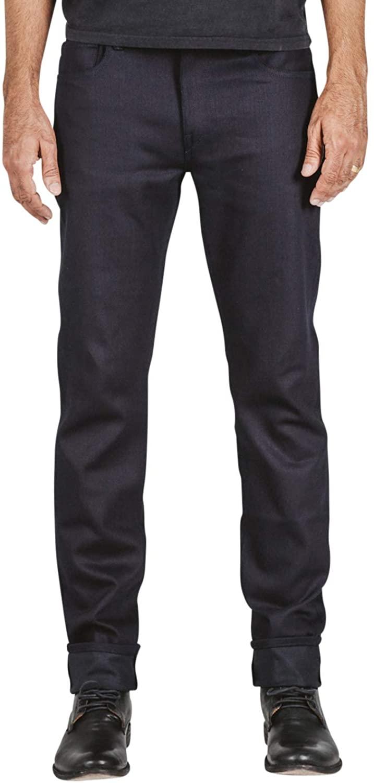 HIROSHI KATO The Pen Slim - Indigo Black 10.5OZ 4-Way Stretch Selvedge Jeans