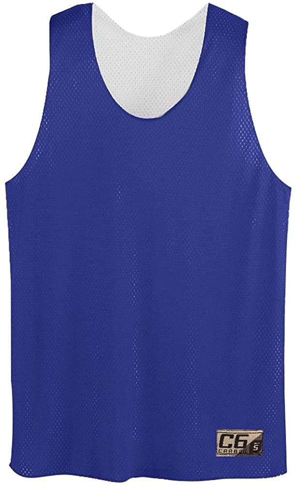 C6 Carbon Pro Series Mesh Reversible Basketball Jerseys