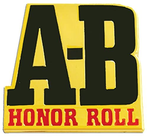 Set of 50 Lapel Pins - AB Honor Roll