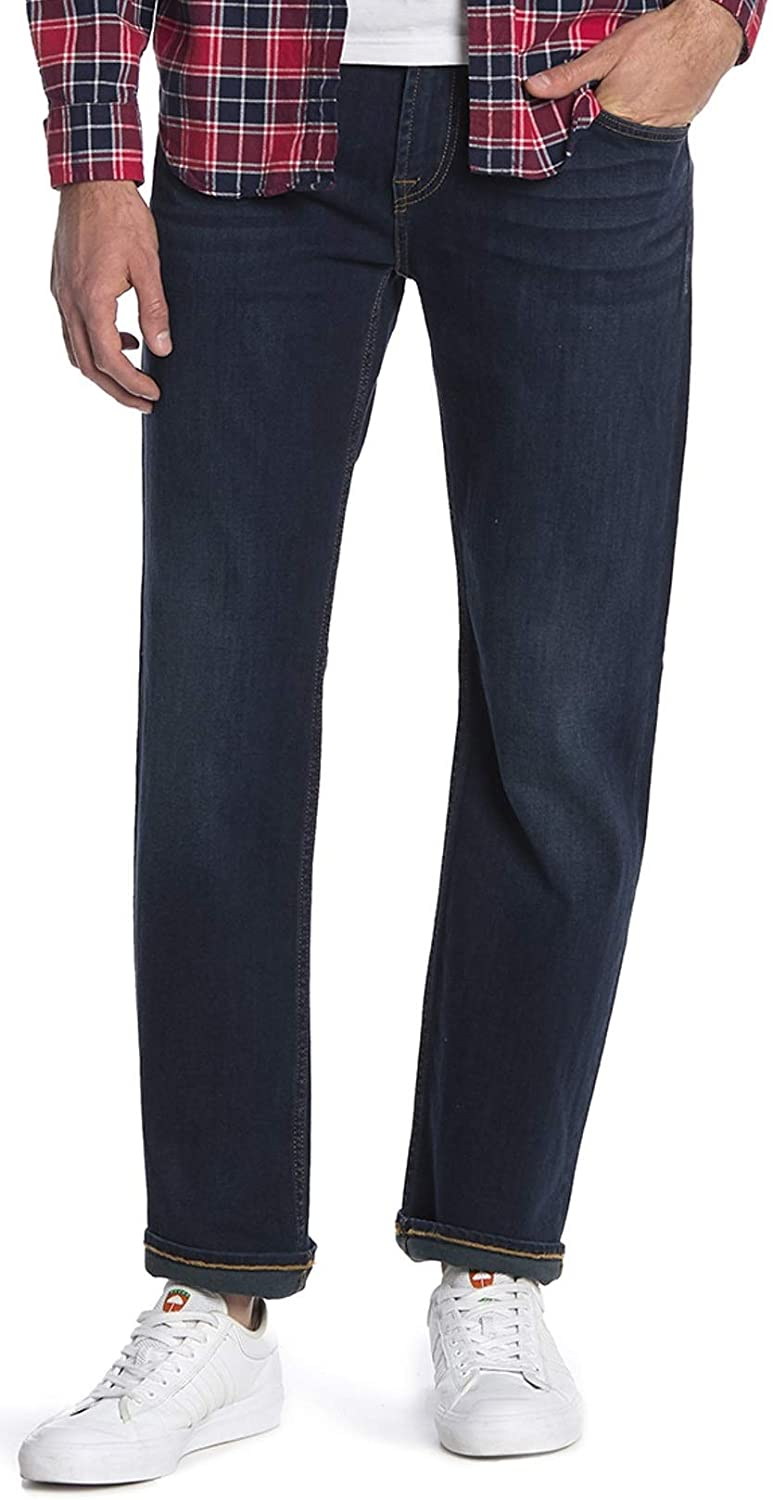 7 For All Mankind Men's The Straight Leg Jean