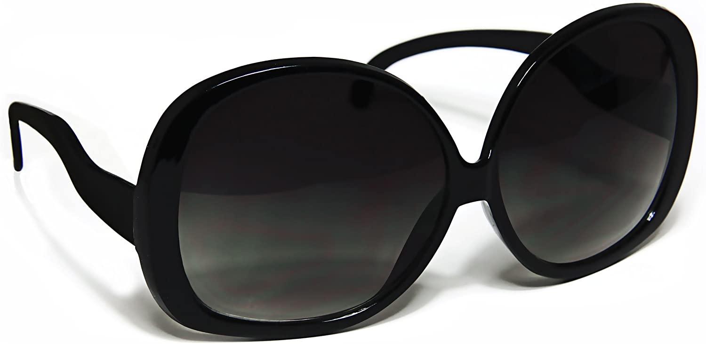 Tantino Big Huge Oversized Square Sunglasses Retro Women Celebrity Fashion