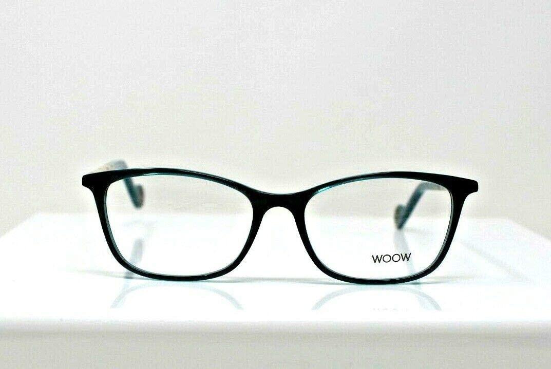 WooW Fashion Handmade Unisex Eyeglasses |Cats Eye Eyewear Glasses – Duck Blue (ON TIME 3 2045)