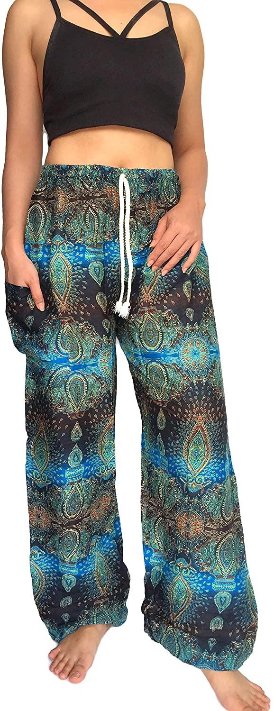 Pants Harem Trousers Yoga Women Casual Loose Baggy Wide Hippie Boho Long Gypsy Palazzo Aladdin Womens Leg Waist
