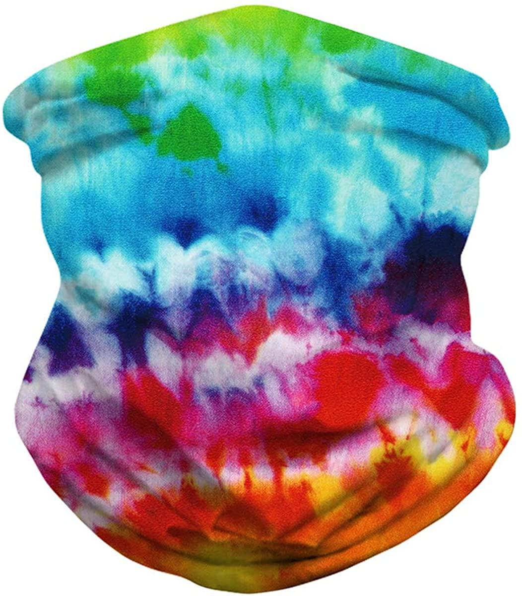 UV Protection Neck Gaiter Summer Balaclava Breathable Face Bandana