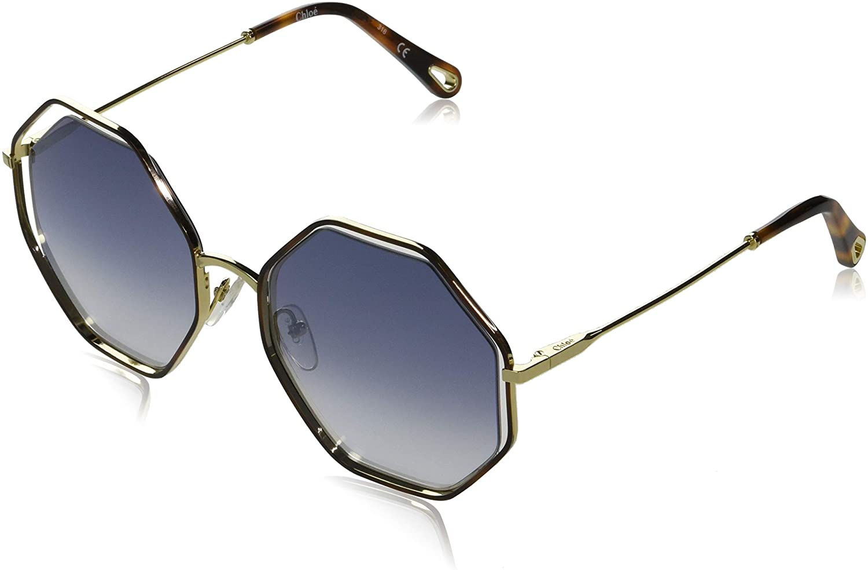 Sunglasses CHLOE CE 132 S 261 Havana/Gradient Blue