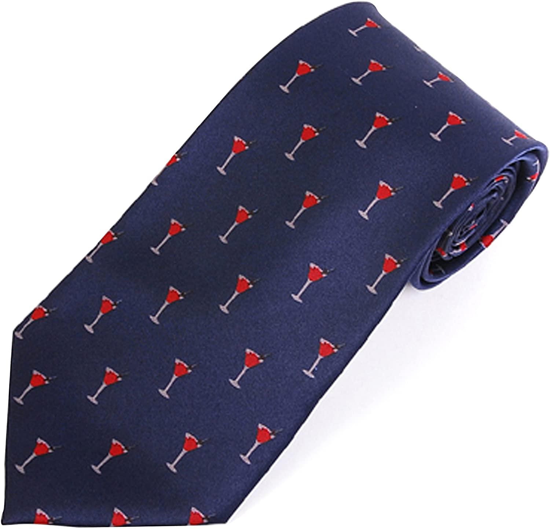 Parquet Mens USA Stars And Stripes Necktie