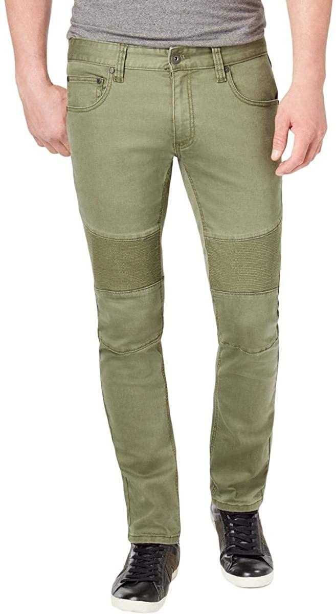 I-N-C Mens Stockholm Skinny Fit Jeans