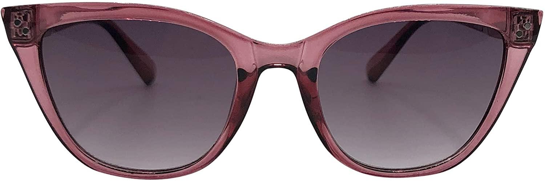 City Sights Eyewear Las Vegas Cateye Full Lens Reader Sunglasses for Women