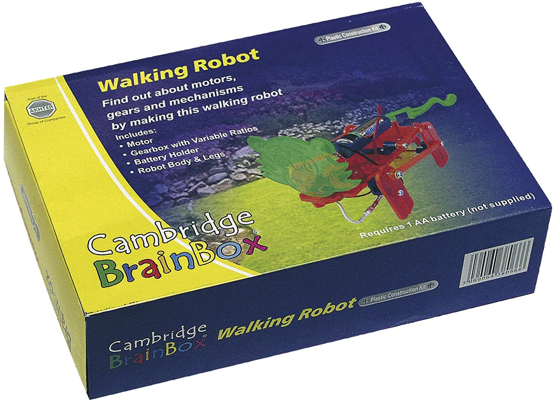 Cambridge Brainbox Walking Robot