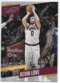 Kevin Love 2017-18 Prestige Cleveland Cavaliers Card #20