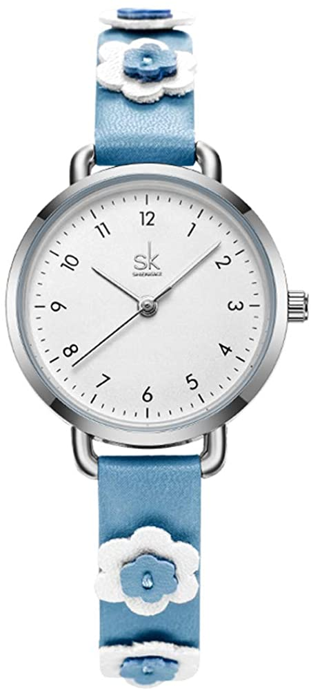 Student Waterproof Watch Wrist Watch for Lady Girls Dress Casual Analog Quartz Watches for Women