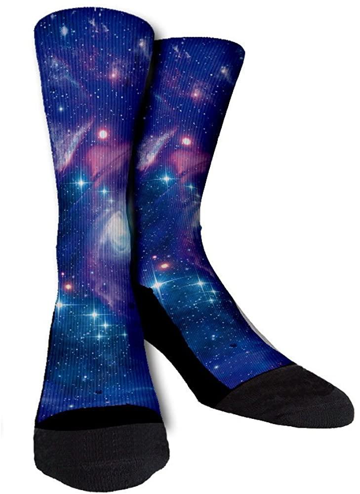 Galaxy Original Unisex Casual Crew Socks