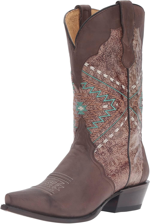 Roper Women's Native 7622 Work Boot