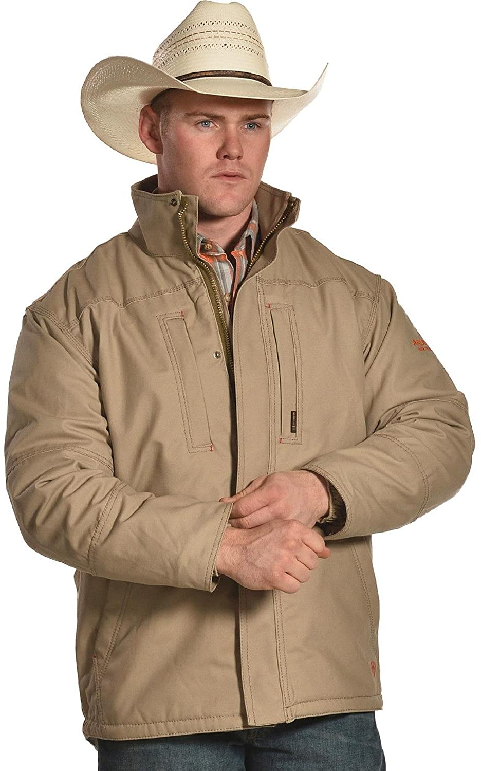 ARIAT Men's Fr Lined Workhorse Work Jacket - 10020823