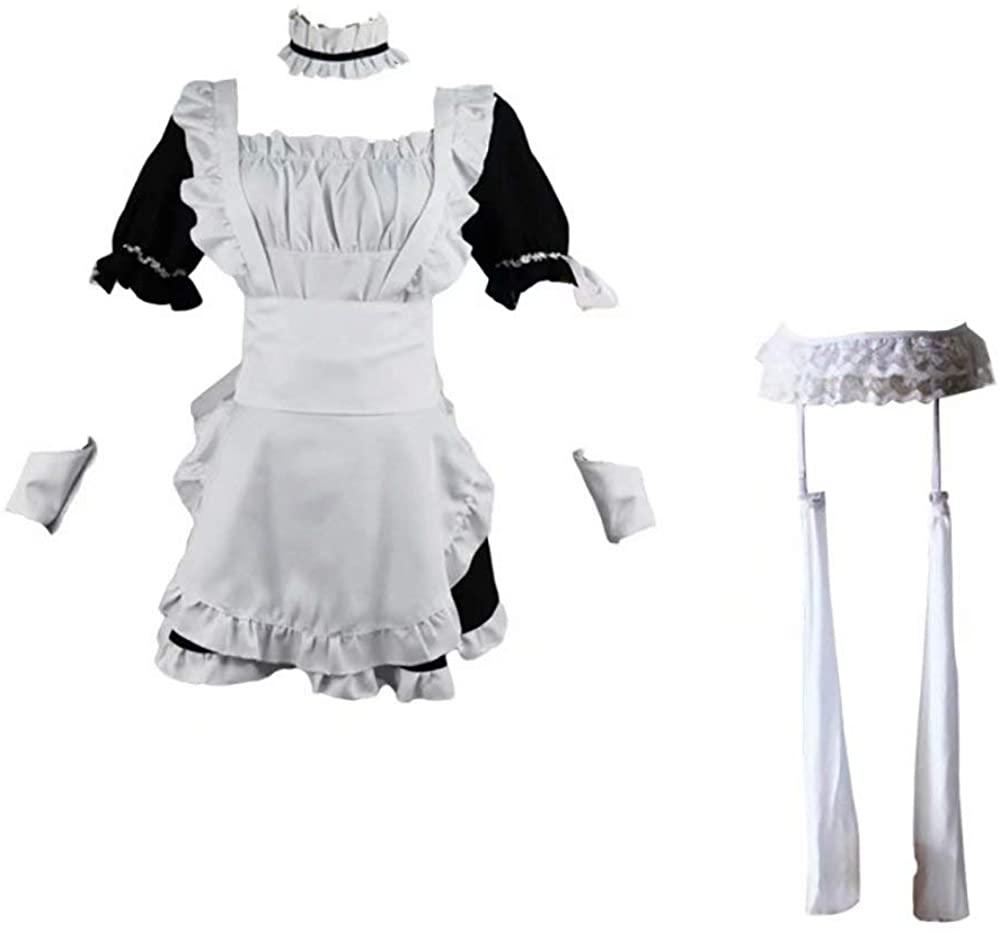 Yosuga No Sora Cosplay Kasugano Sora Cosplay Anime Halloween Costume Novelty Uniform Maid Outfit Dress Suit
