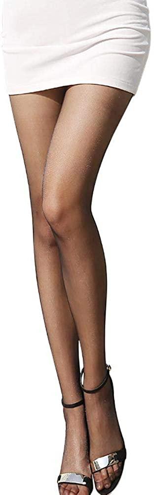Women Silk Reflections Pearly Shine Sparkle Glitter Pantyhose Shimmer Tights Lingerie Sheer Stockings Leggings
