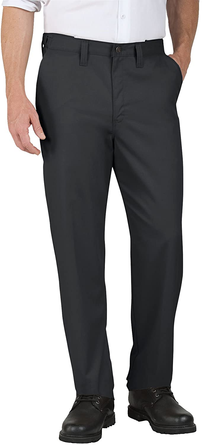Dickies Mens Industrial Relaxed Fit Straight Leg Comfort Waist Pant