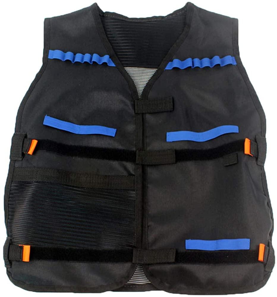 Qwent Children Kids Girls Boys Ventilation Casual Multi Pocket Kids Tactical VES