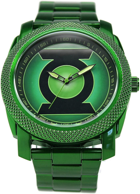 Green Lantern Men's Stainless Steel Watch (GLN8003)