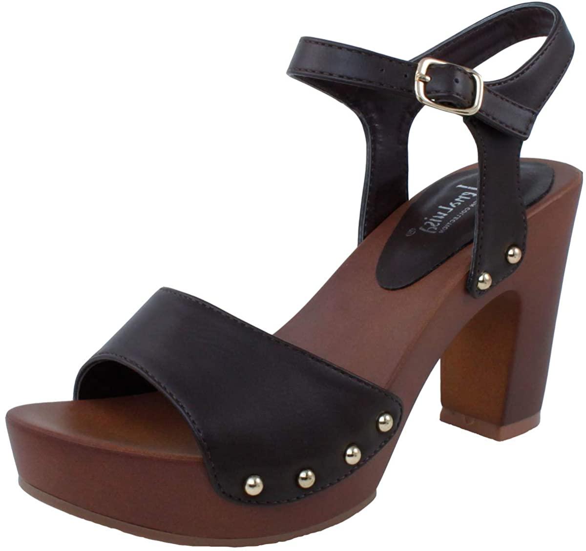 Agape LenaLuisa ABBIE-09 Platform Heel