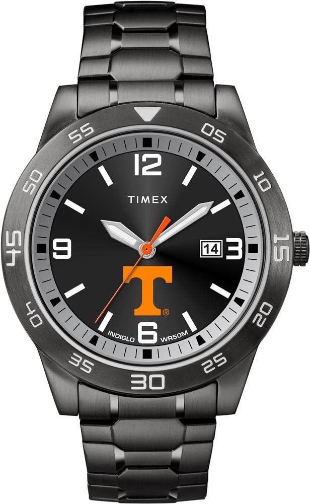 Timex Tennessee Volunteers Vols UT Men's Black Acclaim Watch