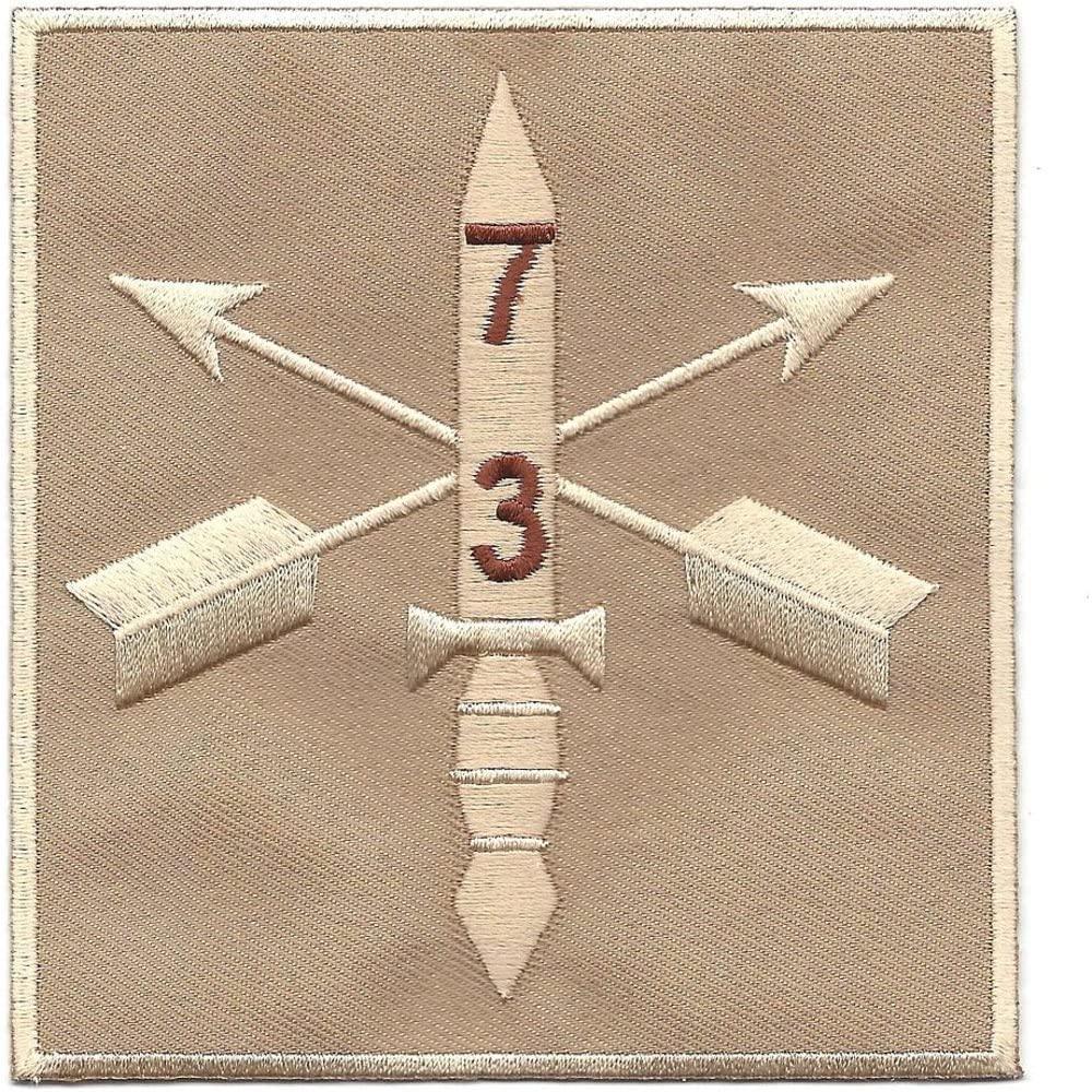 3rd Battalion 7th Special Forces Group Combat Helmet Desert Patch